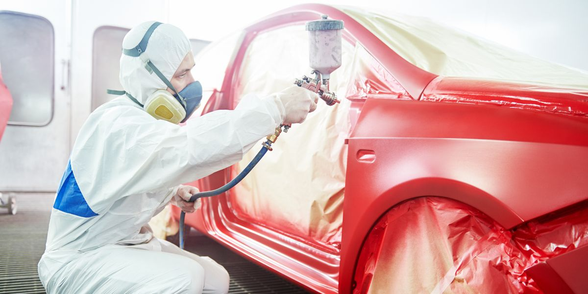Everything You Need To Know About Auto Painting