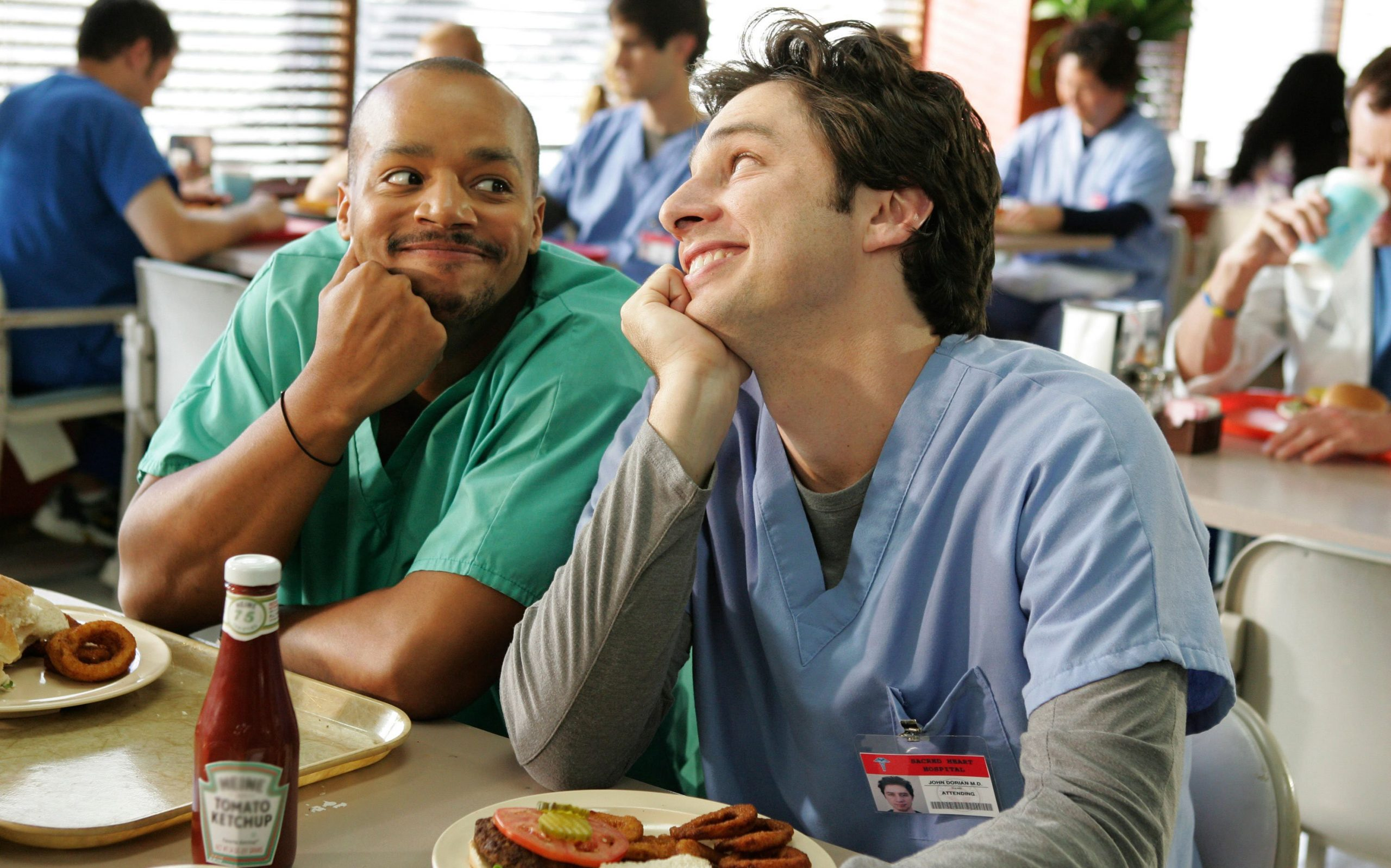 When it Comes to Good Television, Scrubs Most Certainly Isn't M*A*S*H