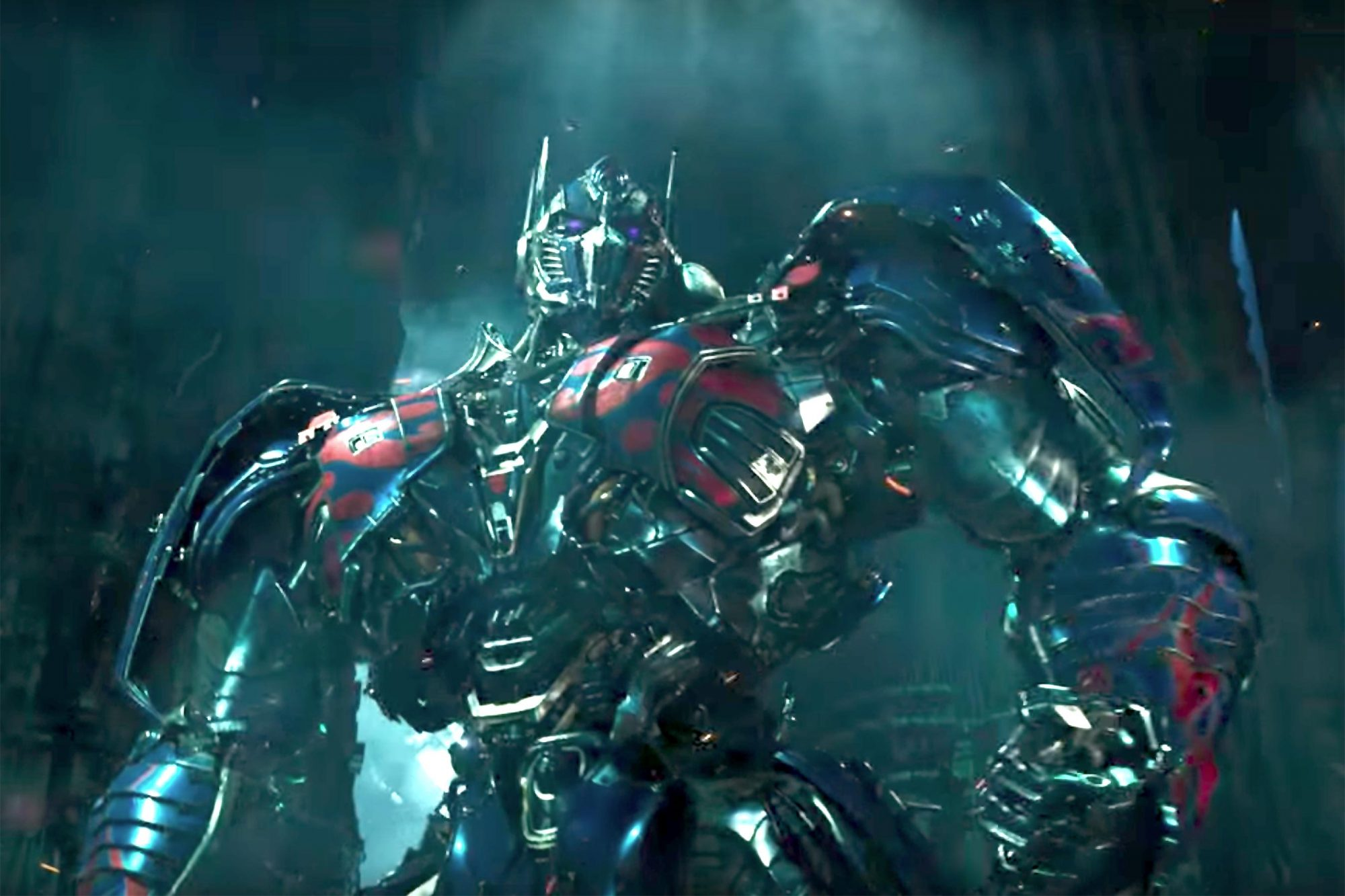 Transformers Badly Transformed: Film Review of Latest Michael Bay Film, Transformers