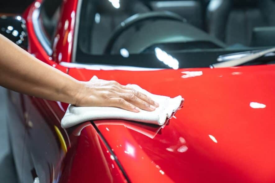 What Are The Simple Steps To Paint Your Car?